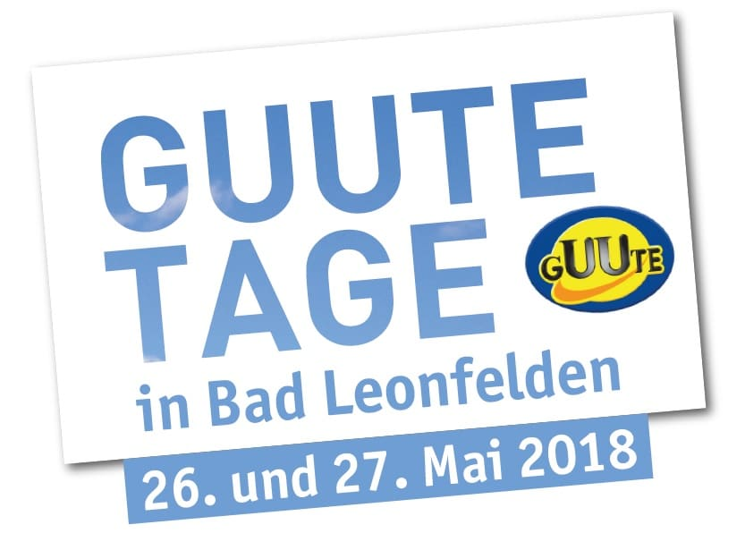 Messeaktion GUUTE TAGE 2018