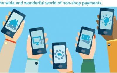 Die große und wunderbare Welt der Nicht-Shop-Zahlungen