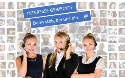 Wir suchen … Call-Center-Agenten (m/w)