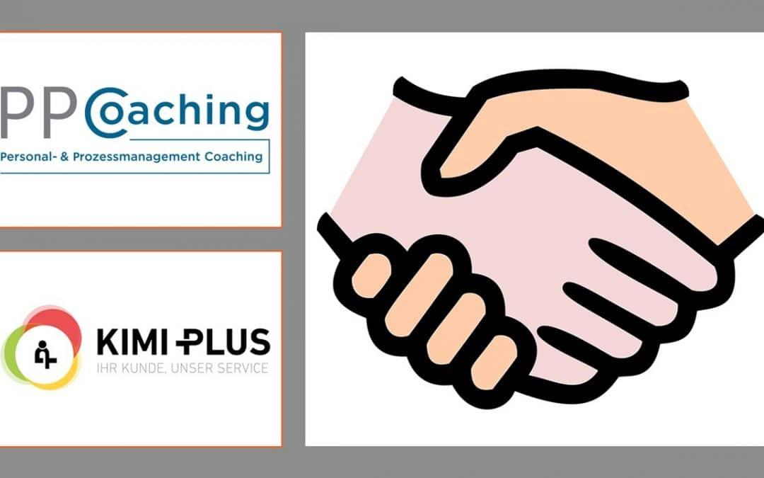 KIMI-Plus gibt neue strategische Zusammenarbeit mit pp-Coaching bekannt