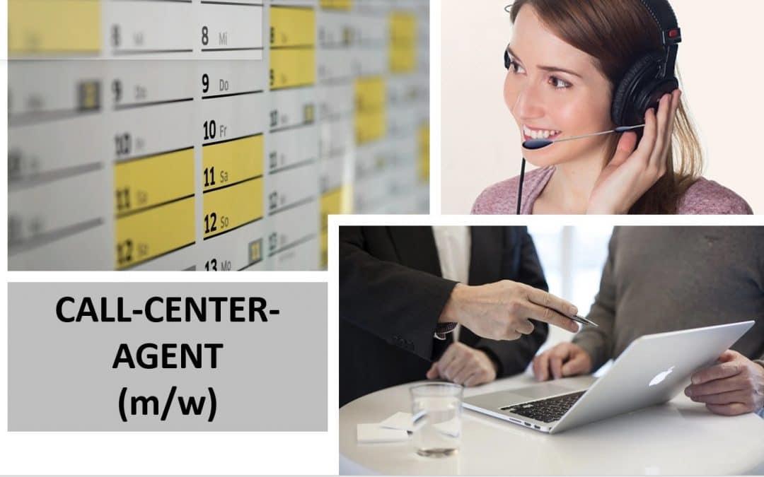 Wir suchen Verstärkung für die telefonische Terminvereinbarung!